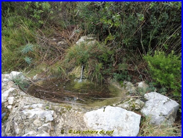 L'eau des collines