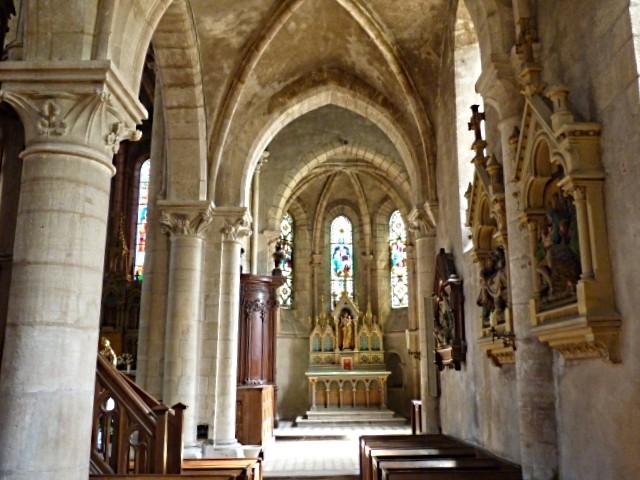 Gorze église Saint-Etienne 12 Marc de Metz 2001