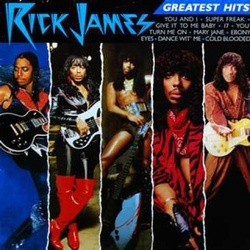 Rick James - Greatest Hits - Complete CD