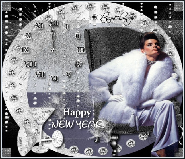 Créas Bonne Année