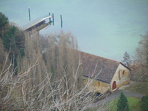 Abbaye d'Hautecombe ( la Grange Bâtelière )