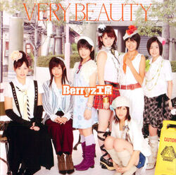 13ème single - VERY BEAUTY