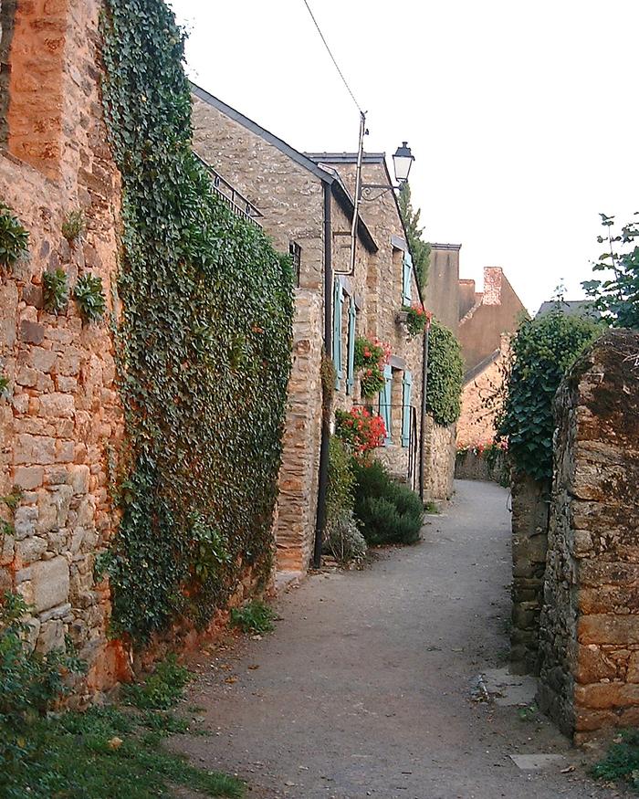 Ballade en Bretagne
