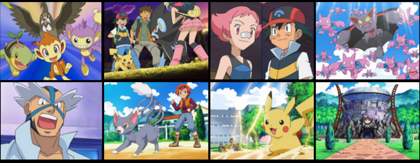 Pokémon DP saison 11 : Battle Dimension en streaming