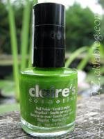 Vernis Claire's Vert