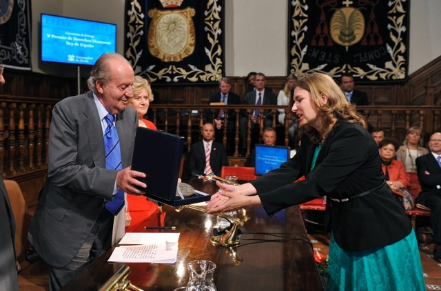 Prix de droit humanitaire roi d'Espagne