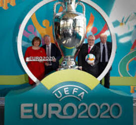 Football : des détails sur le championnat d'Europe 2020