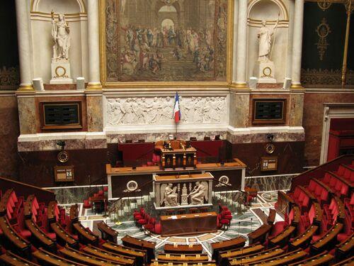 COMMENT EST VOTÉE UNE LOI  PAR 20 DEPUTES A L'ASSEMBLE NATIONALE