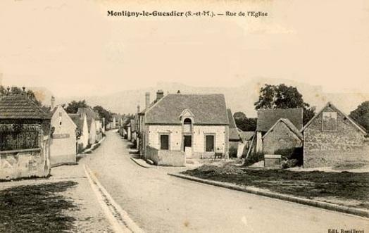 Montigny le Guesdier