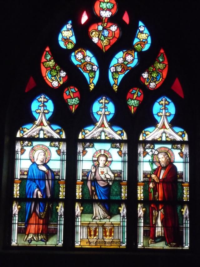 Eglise Ste Eucaire à Metz...