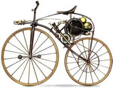 L'Orne berceau de la première moto