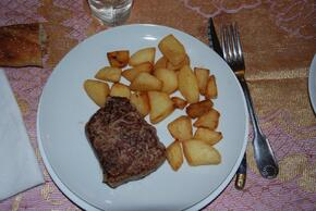 Faux filet de chameau