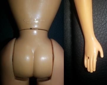 1986 / Dream Glow / Barbie