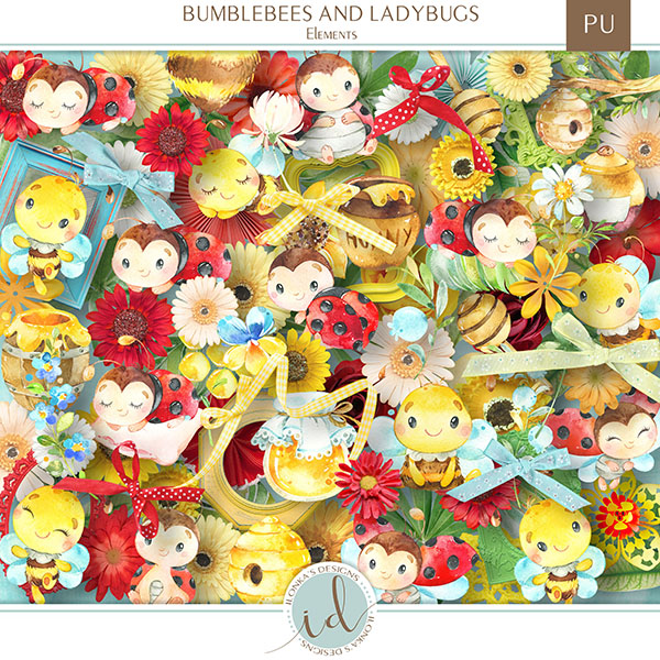 Bumblebees And Ladybugs - Release April 15th 2019 id_bum11.jpg