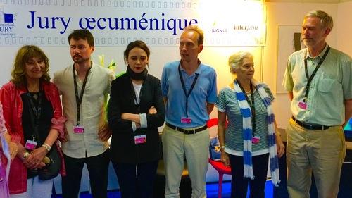 Jury œcuméniques Cannes 2015