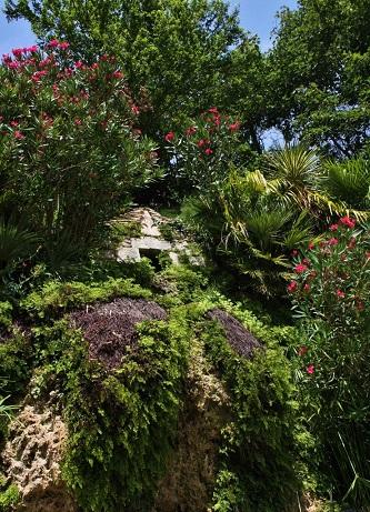 Le jardin suspendu ...