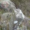 Seconde croix grecque à bouts pattés (300 m), derrière la borne frontière numéro 2