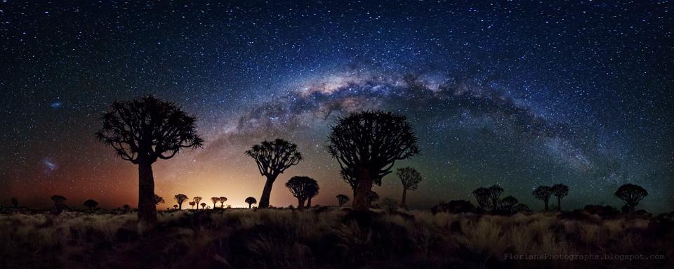 La nuit namibienne vous remercie de votre participation.