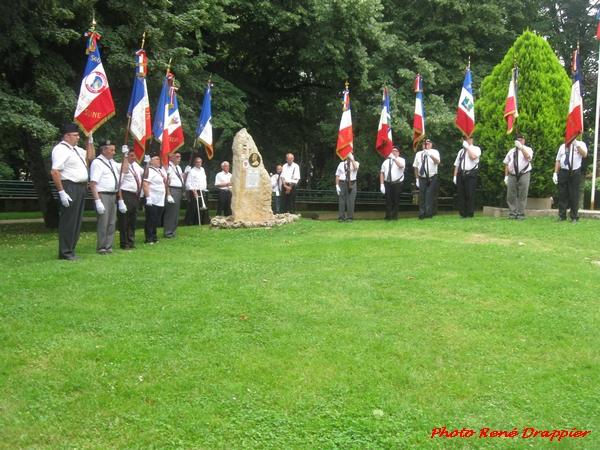 L'appel du 18 juin 1940 a été commémoré à Châtillon sur Seine