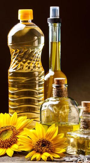 dans quel flacon doit-on servir l'huile d'olive ?