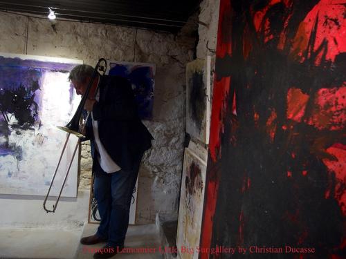 LITTLE BIG SUR gallery à Champeaux