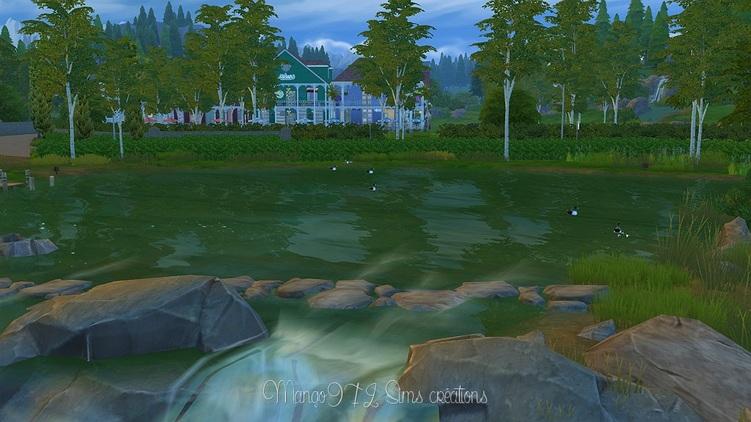 Les Sims 4: La maison créole Beausoleil