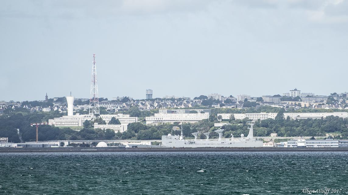 BZH 2017 - du côté de  Brest