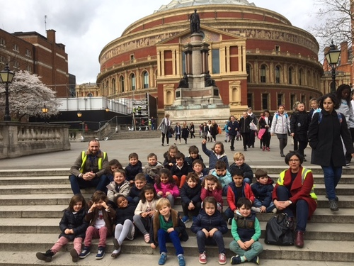Tous au Royal Albert Hall !
