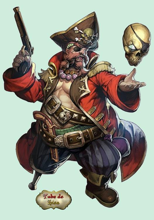 Pirates série 9