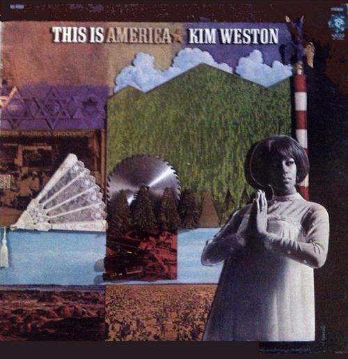"Kim Weston : Album "" This Is America "" MGM Records SE-4561 [ US ]"
