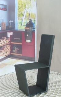 Les chaises de mon studio-photo