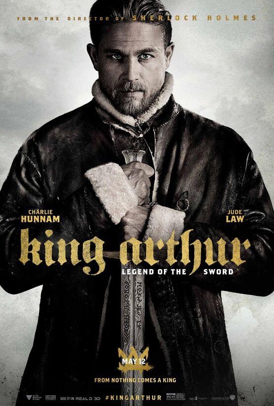 [Critique] Le Roi Arthur : La Légende d'Excalibur