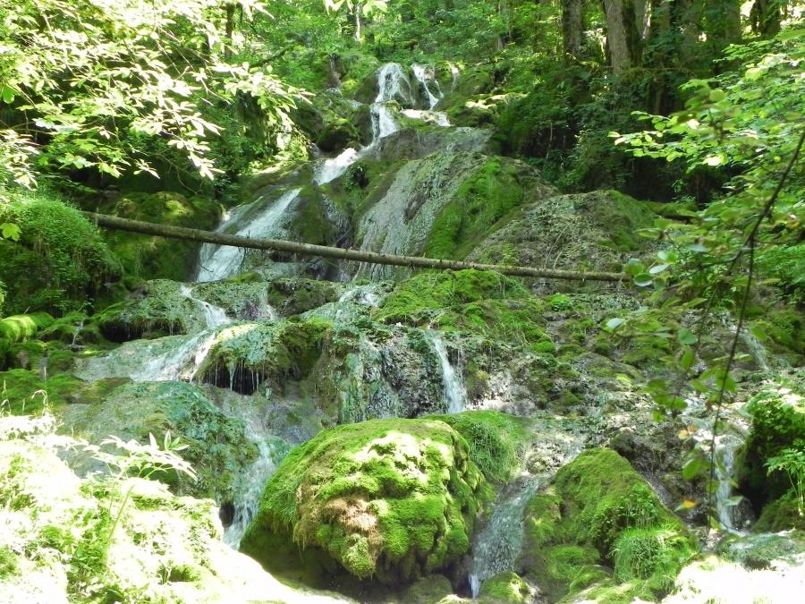 le site de Consolation dans le Doubs