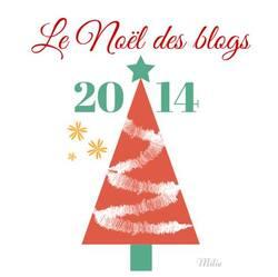 Notre sapin 2014 {Le noel des blogueurs}