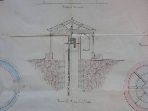 histoire de l'eau à Quitteur