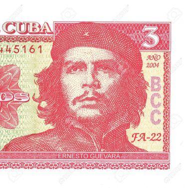 BILLET CHE CUBA