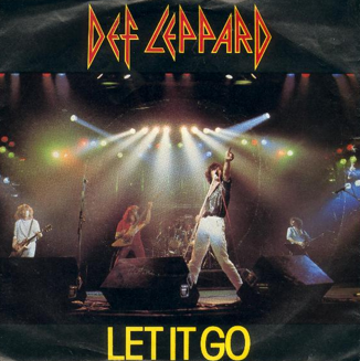 Let It Go, Def Leppard