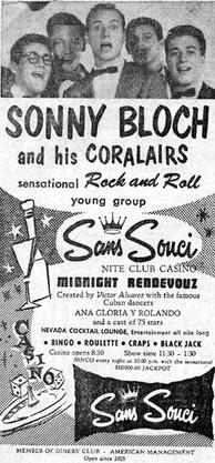 The Sonny Bloch's Coralairs