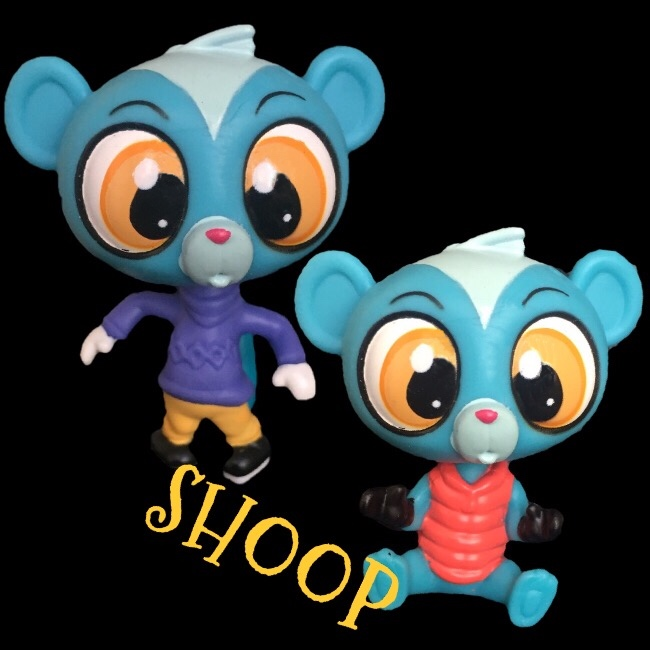 Lps 3825 To 3849 Petshop Shoop