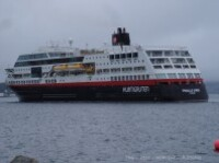 Hurtigruten-Trollfjord