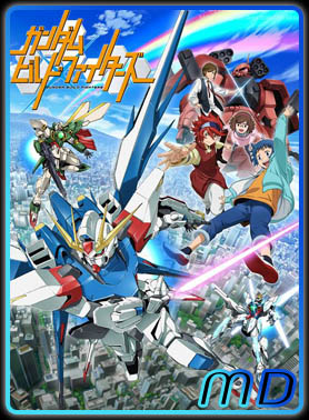 Gundam Build Fighters Vostfr