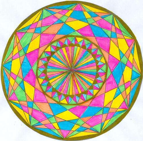 DOMANDALAS  albums de coloriages mandalas