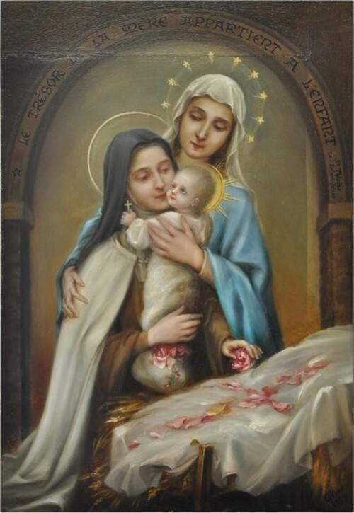 Pourquoi je t'aime, ô Marie !