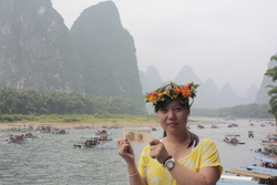 Guilin et Yangshuo
