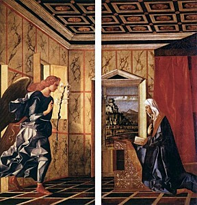 L annonciation - Giovanni Bellini-77b88