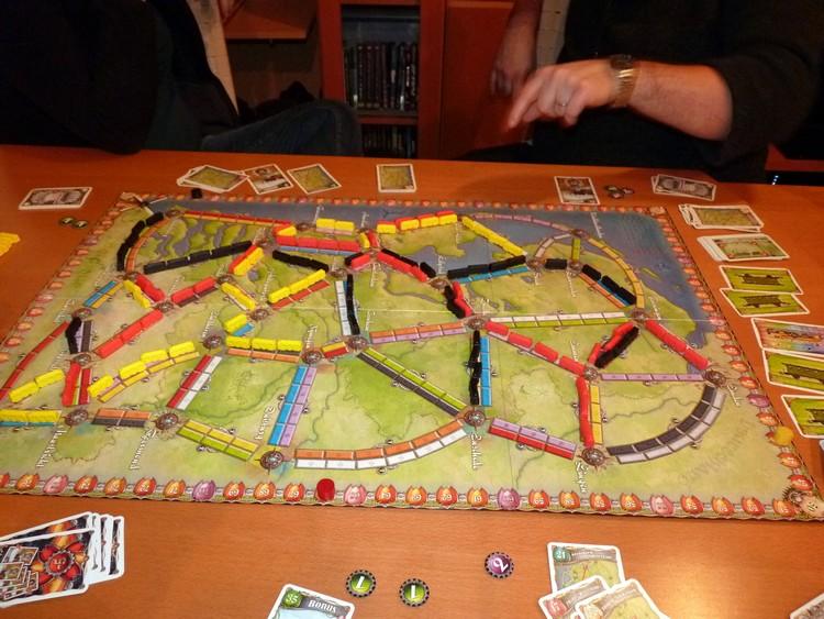 Les aventuriers du rail Pays-Bas