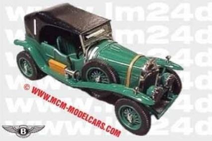 Le Mans 1927 Abandons & Eliminées