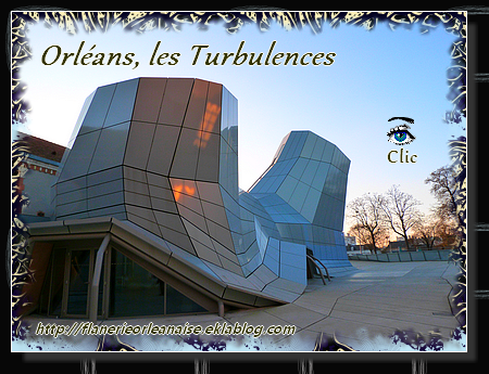 Orléans, les Turbulences
