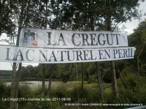 2011-08-06-La Crégut-Journée du lac