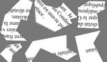 Reconstruire un texte